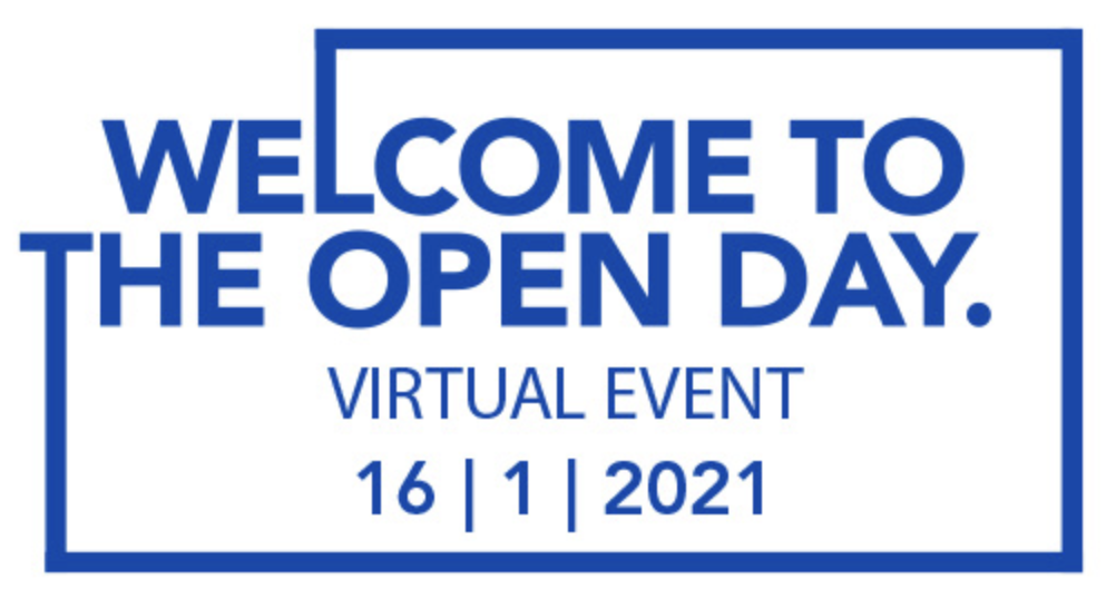 Bocconi Welcome to the Open Day 2021