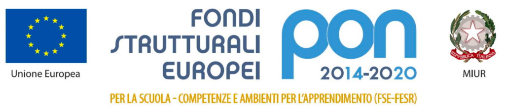 fondi strutturali europei pon 2014-2020 nobordo